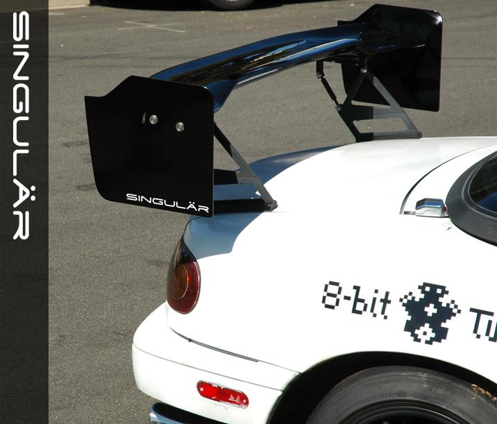 Baero Endplates for APR GTC200 Wing