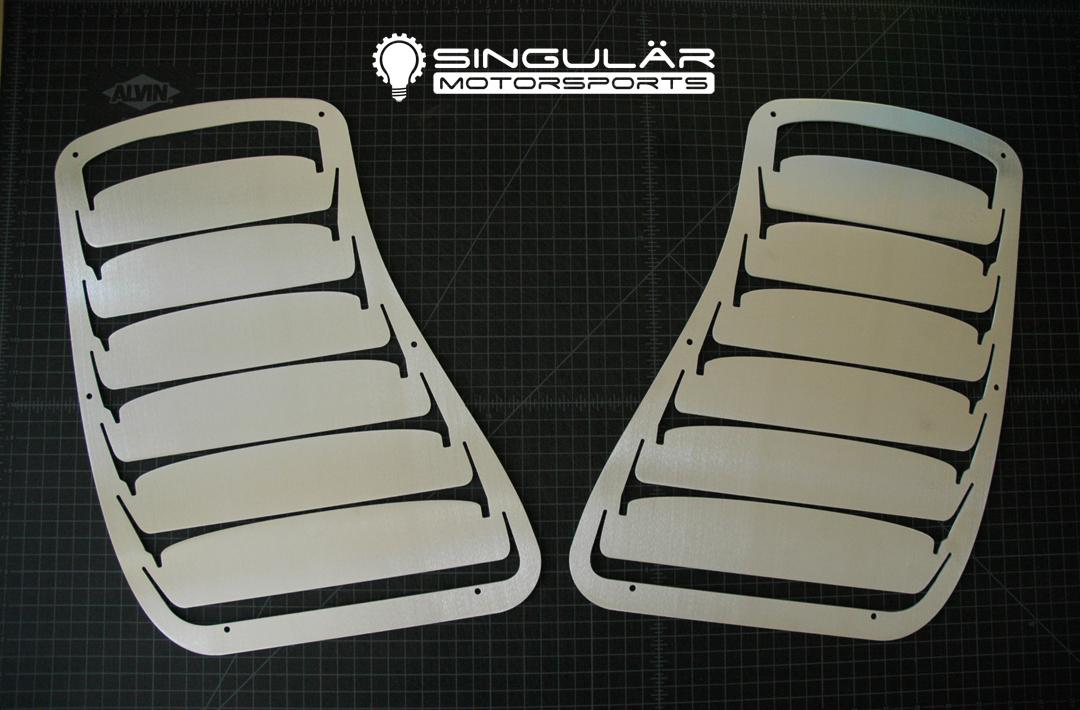 Singular Motorsports Hood Louvers Nc Miata Singular